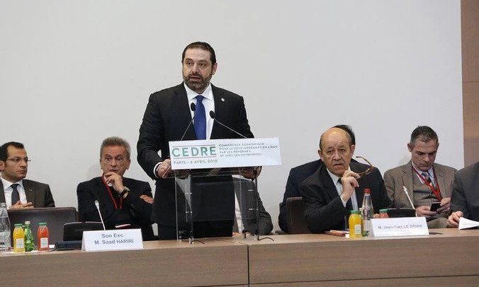 Hariri Calls on Parliament to Implement CEDRE Related Reforms during Ministerial Statement Debate