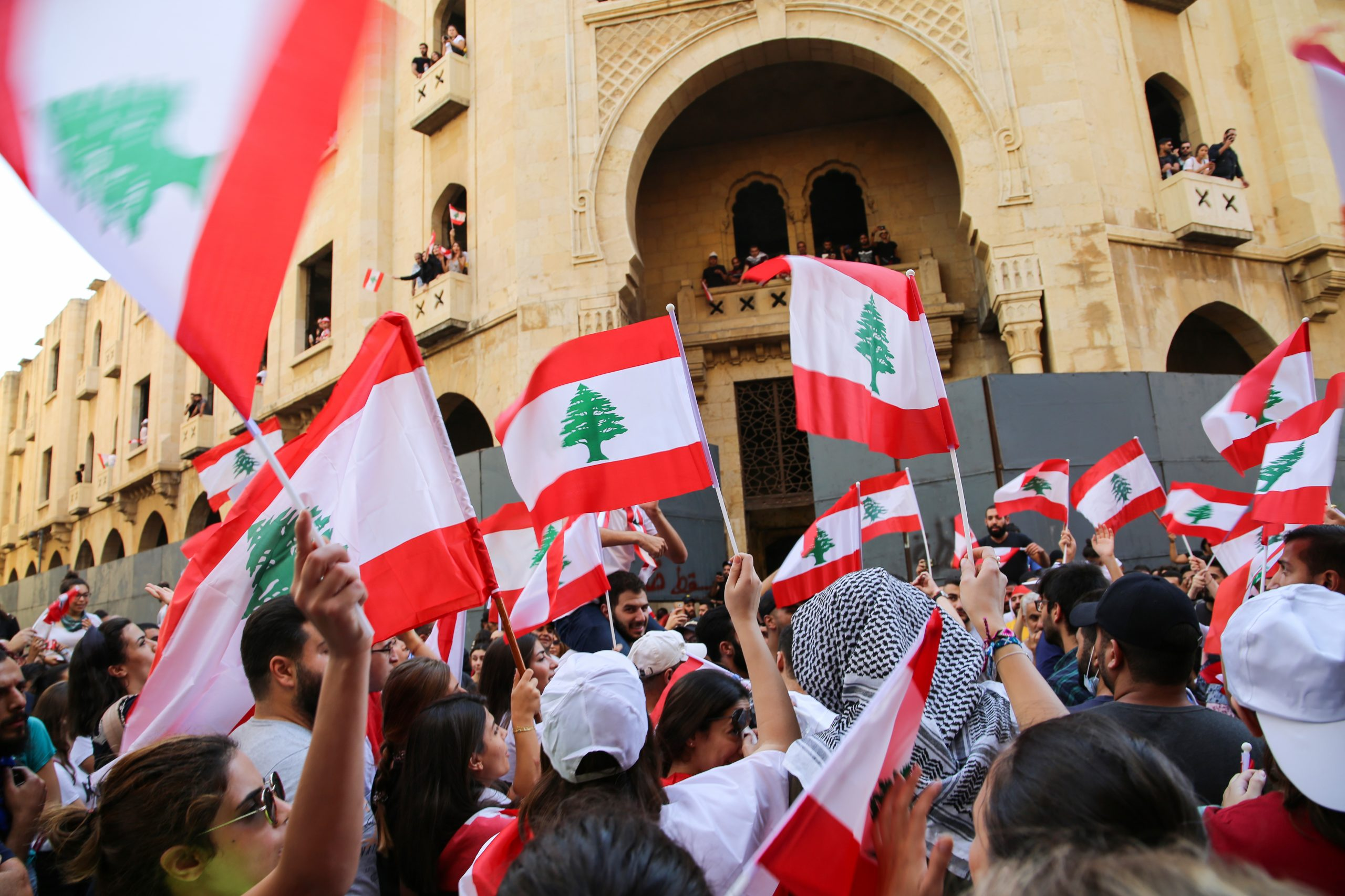 Does the Lebanese Government Have the 'Courage' to Make the Right Decisions?
