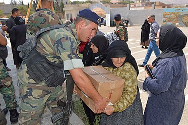 Lebanese are Tired of Hosting Syrian Refugees