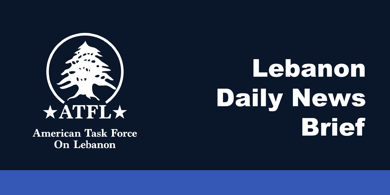 Lebanon Daily News Brief 11/20/20